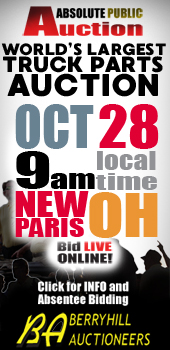 ONLINE ONLY AUCTION !!! October 28, 2020 New Paris