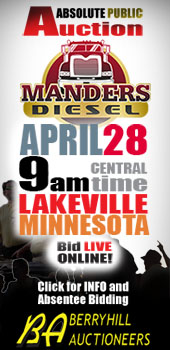 Largest Truck Parts Auction in Minnesota!