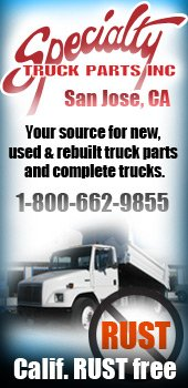 Specialty Truck Parts