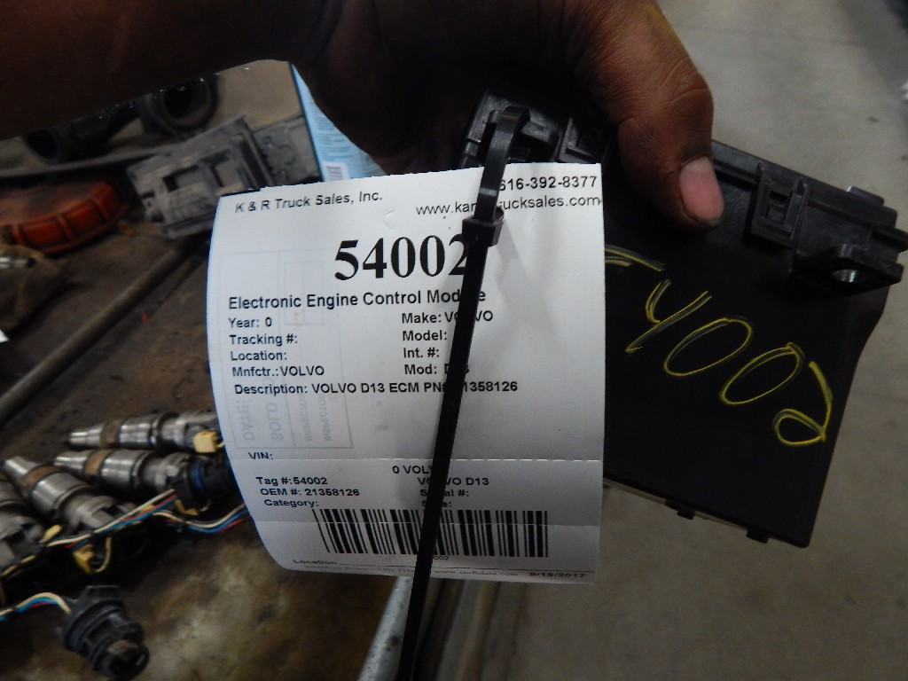 Engine Control Module (ECM) for  VOLVO for sale-58709681