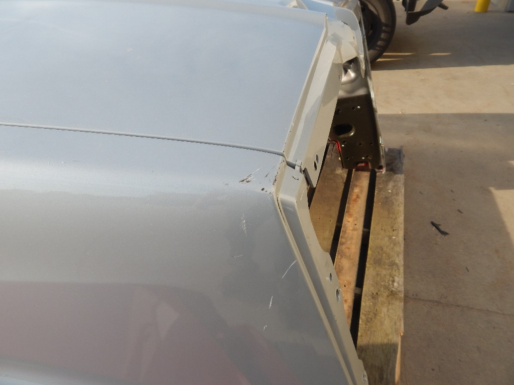 Used Hood for  KENWORTH for sale-59335437