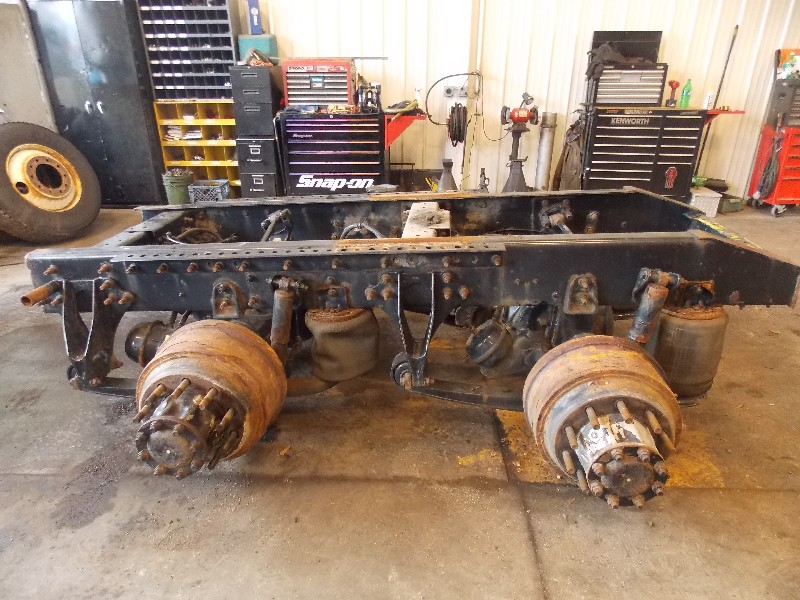 Axles & Suspensions for 2007 INTERNATIONAL 9400 for sale-59070387