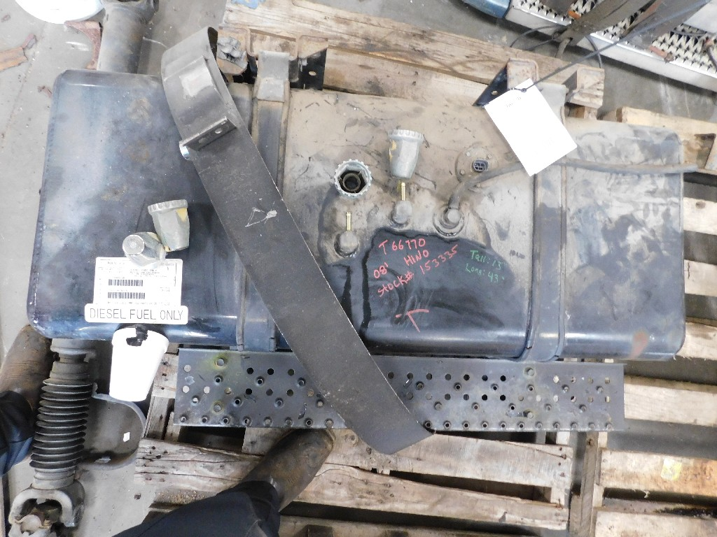 Used Fuel Tank for 2008 HINO O 185 for sale-59335482
