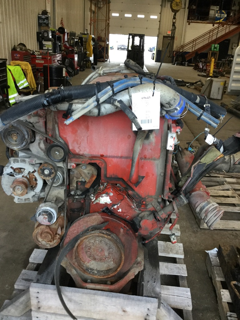 Used Engine Assembly for 2009 PETERBILT 387 for sale-59336031
