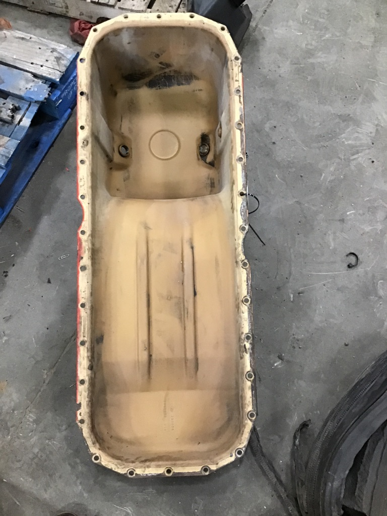 Used Engine Oil Pan for for sale-59336039