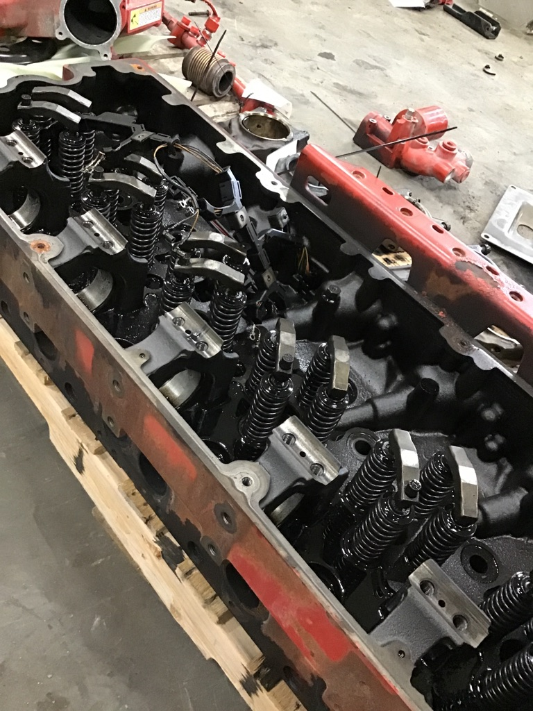 Used Engine Head Assembly for for sale-59336047