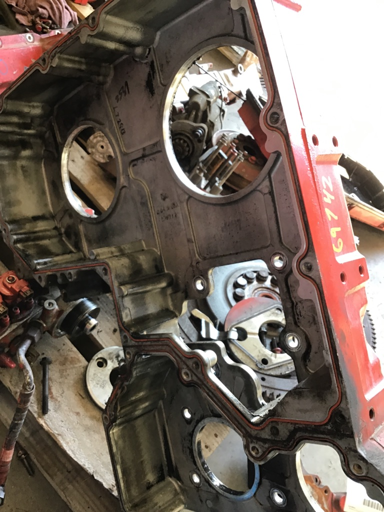 Used Engine Timing Cover for for sale-59336053
