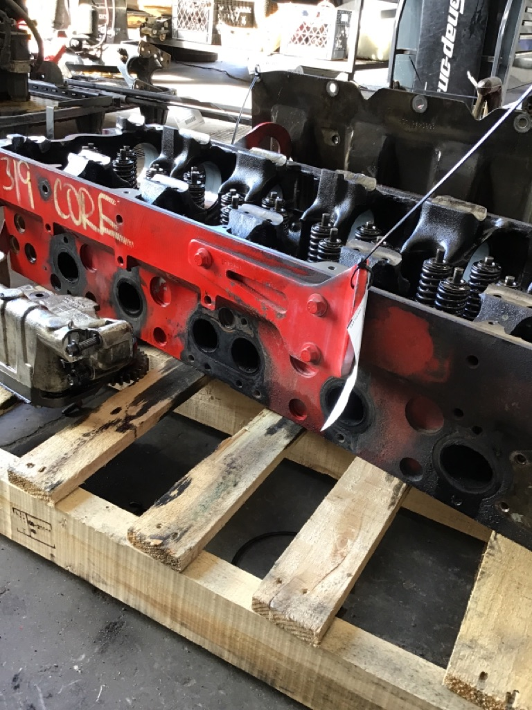 Used Engine Head Assembly for for sale-59336071