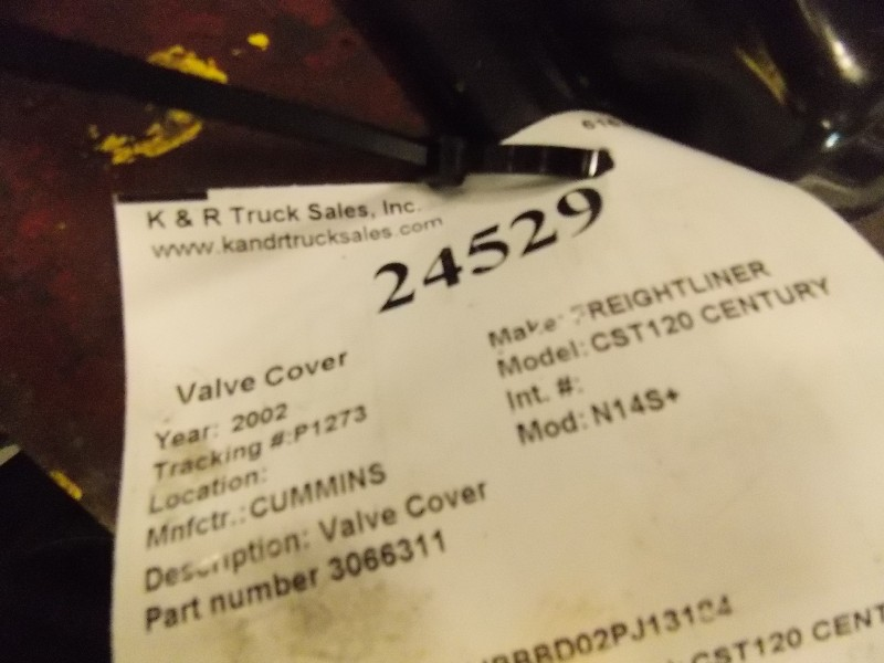 Engine Valve Cover for 2002 FREIGHTLINER CST120 CENTURY for sale-59052651