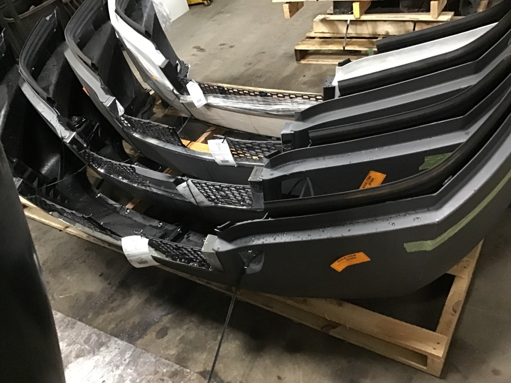 Bumper Assembly for  FREIGHTLINER CASCADIA for sale-59336124