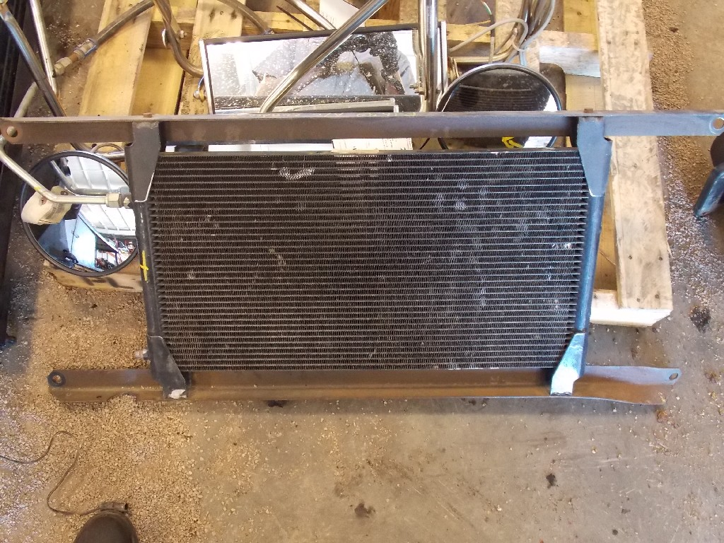 Air Conditioner Condenser for 1994 VOLVO VN for sale-59070475