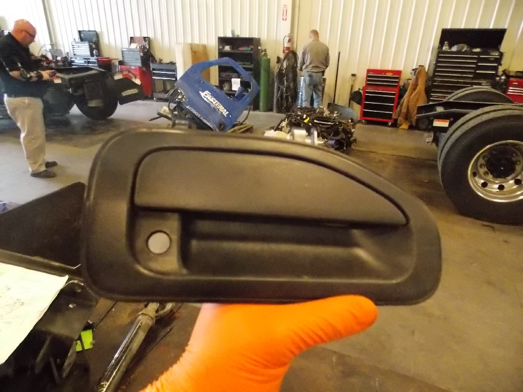 Door Handle for 2012 Mitsubishi-Fuso FE for sale-59070499