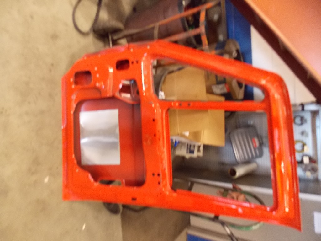 Door Assembly for  INTERNATIONAL for sale-59070541