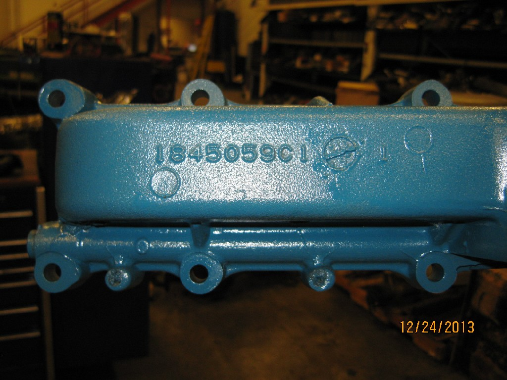 Used Intake Manifold for 2008 INTERNATIONAL 4400 for sale-59070616