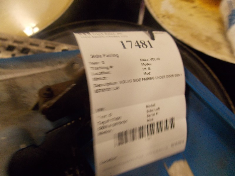 Fairing for  VOLVO for sale-59052128