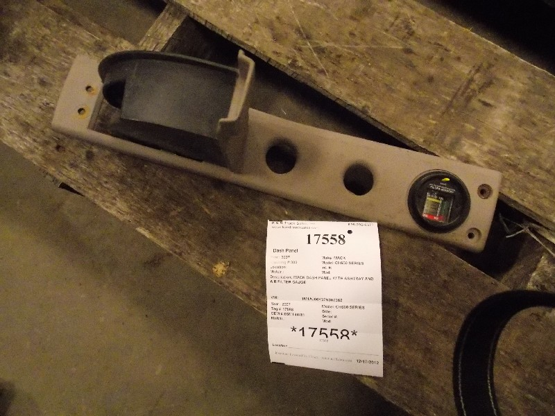 Dash Panel for 2007 MACK CH600 SERIES for sale-59087220