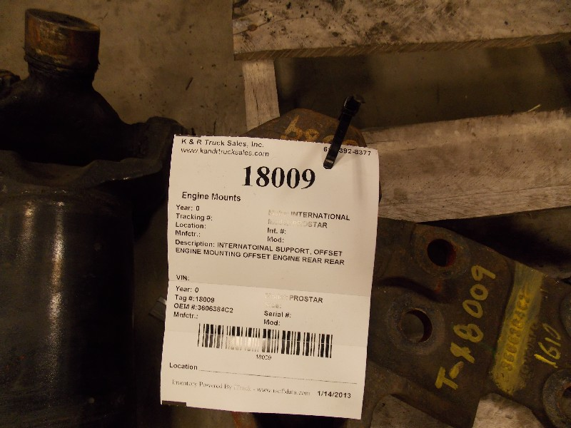 Engine Mounts for  INTERNATIONAL PROSTAR for sale-59079867