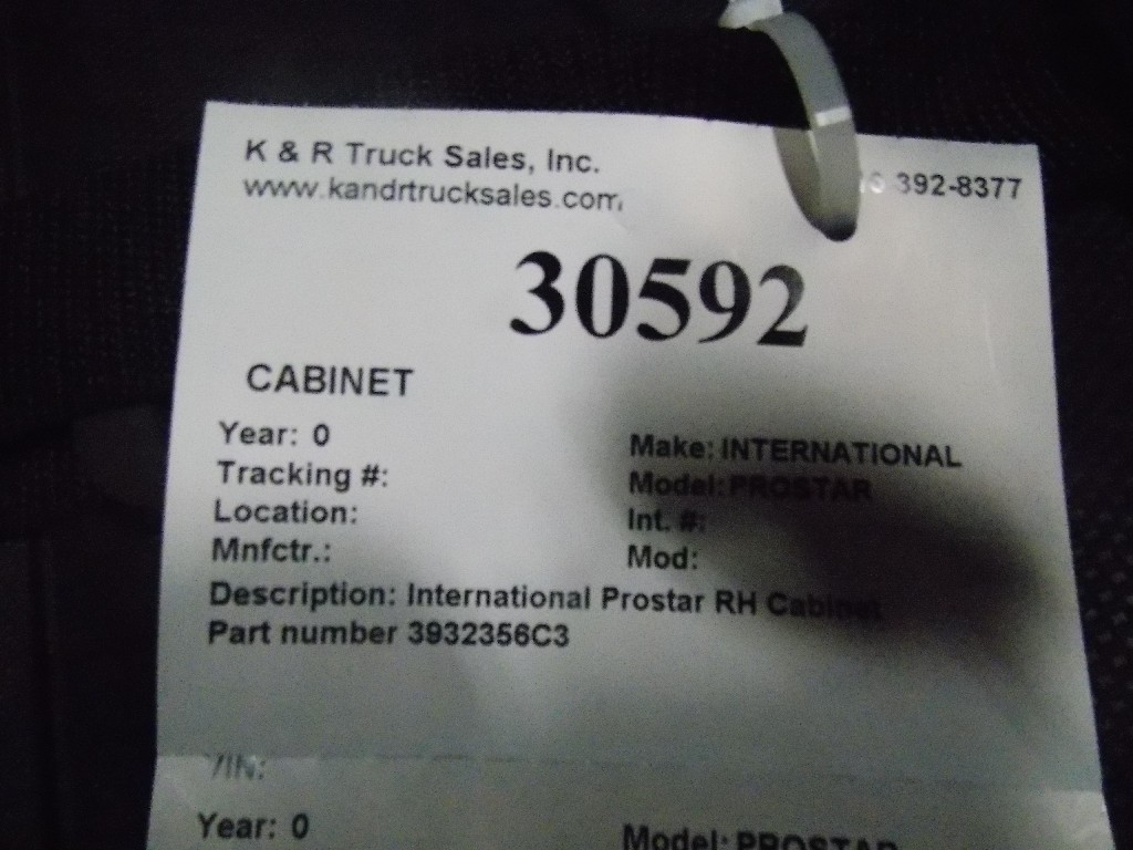 Front End Assembly for  INTERNATIONAL PROSTAR for sale-59080862