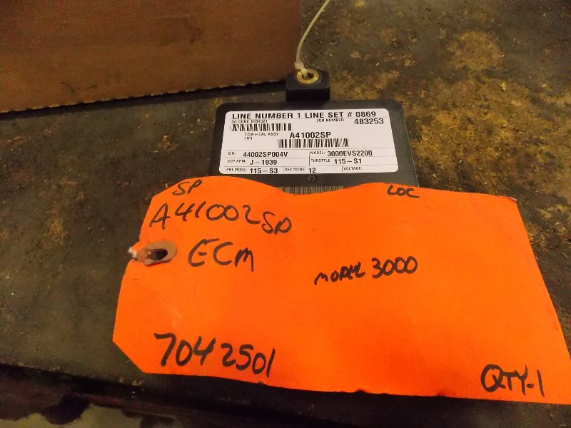 Engine Control Module (ECM) for for sale-59052279