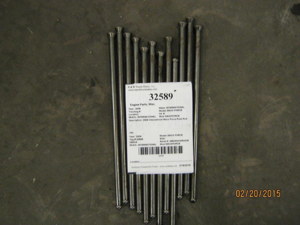 Engine Rod for 2009 INTERNATIONAL MAXX FORCE for sale-59081003
