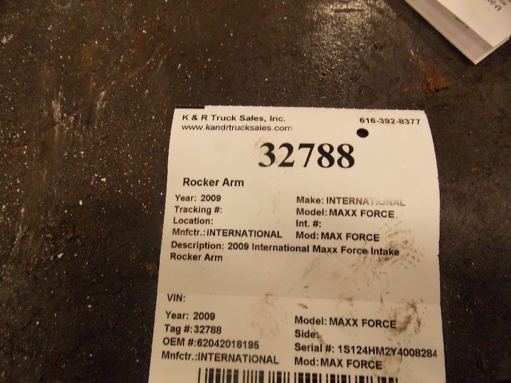 Engine Rocker Arm for 2009 INTERNATIONAL MAXX FORCE for sale-59053334