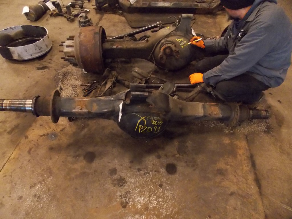 Axle Housing for 2007 VOLVO VNL670 for sale-59053341