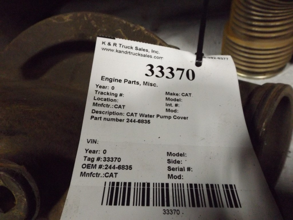 Water Pump for  Caterpillar for sale-59285769