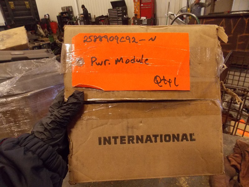 Engine Control Module (ECM) for  INTERNATIONAL for sale-59080017
