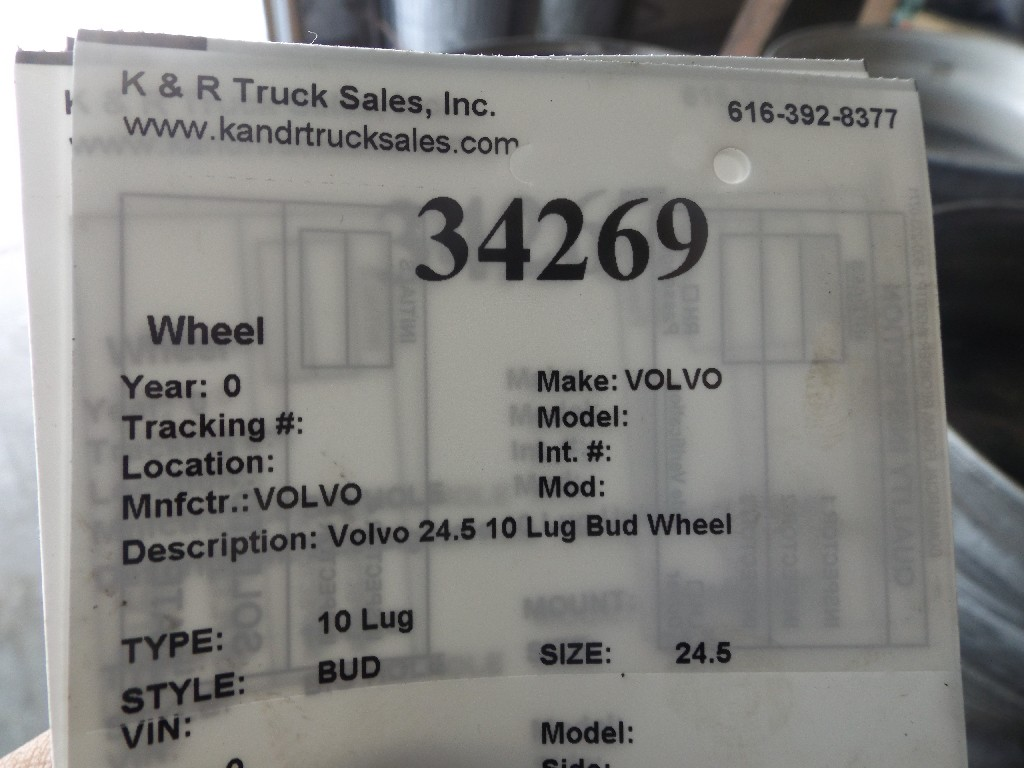 Wheel for  VOLVO for sale-59053526