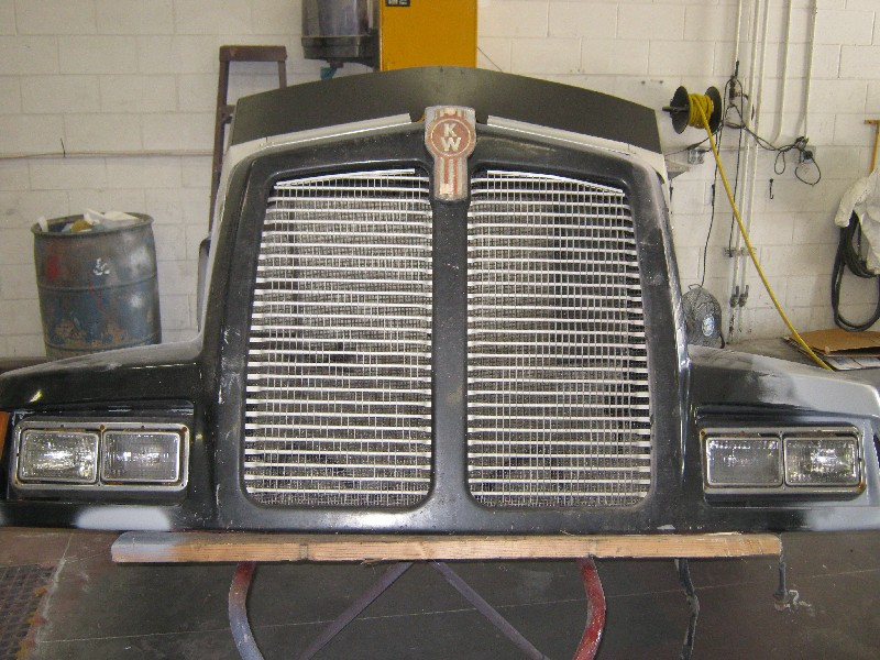Hood for 1996 KENWORTH T600B for sale-59069698