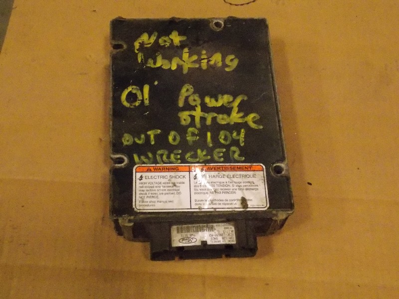 Engine Control Module (ECM) for  Ford for sale-59052342