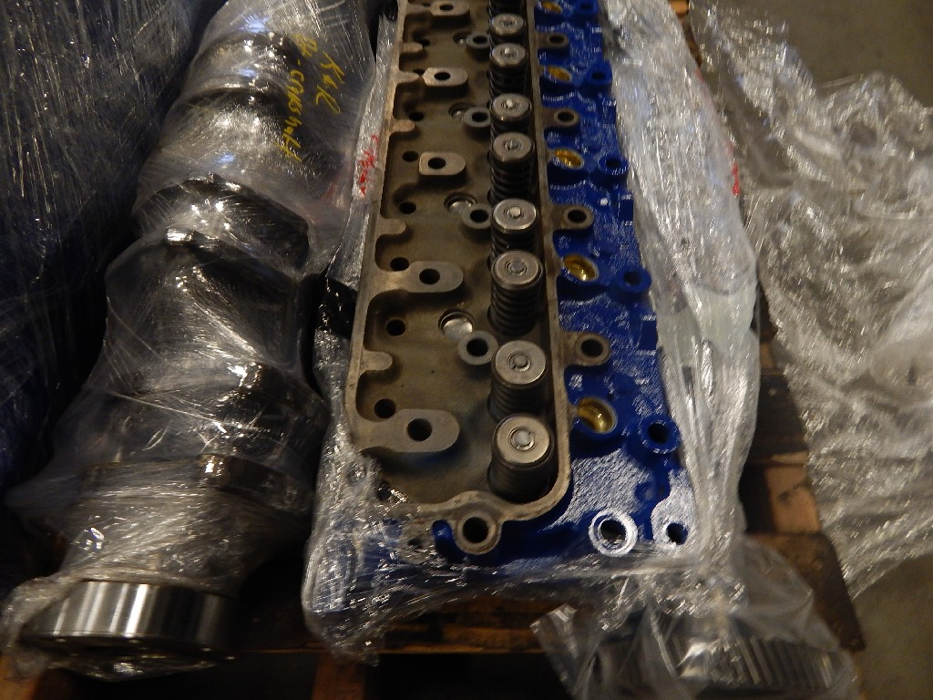 Engine Head Assembly for  INTERNATIONAL for sale-59215489