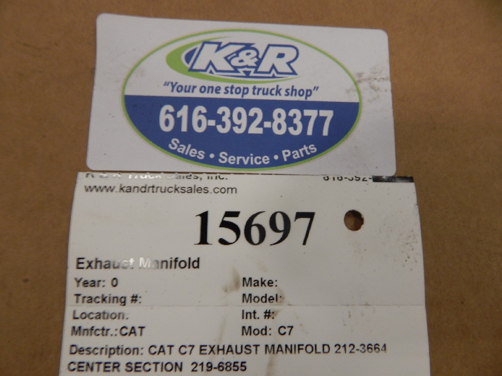 Exhaust Manifold for for sale-59052024