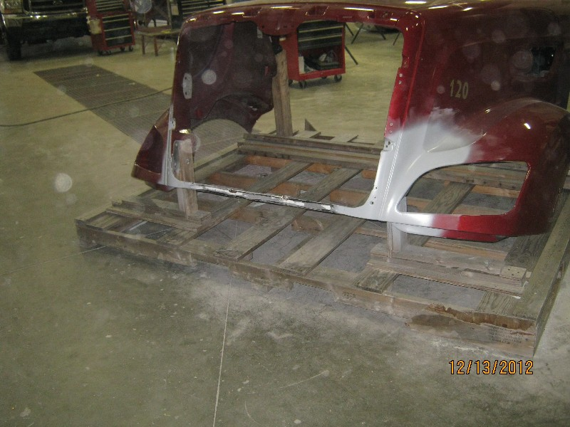 Used Hood for 2012 PETERBILT for sale-59079647