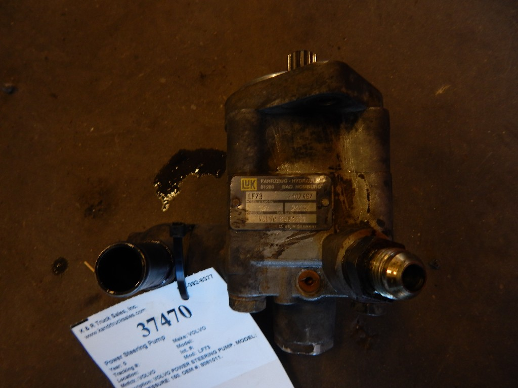 Steering Pump for  VOLVO for sale-59215596