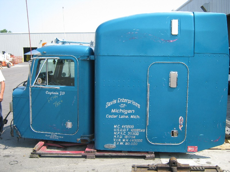 Cab for 1997 PETERBILT 377 for sale-59079660