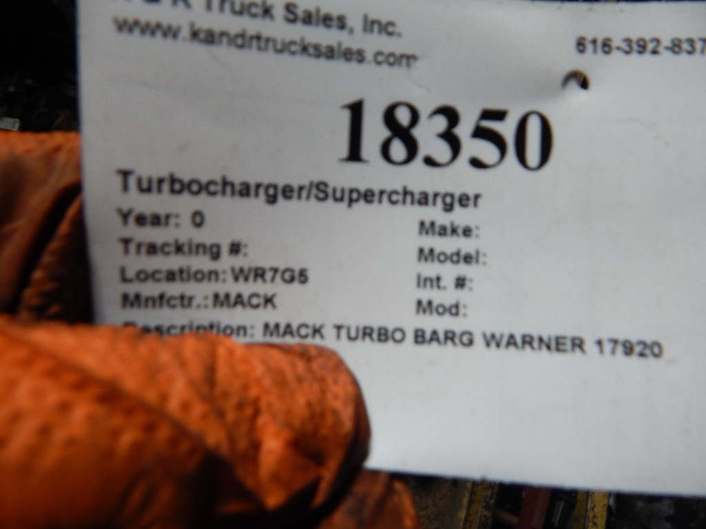 Turbocharger/Supercharger for for sale-59069969