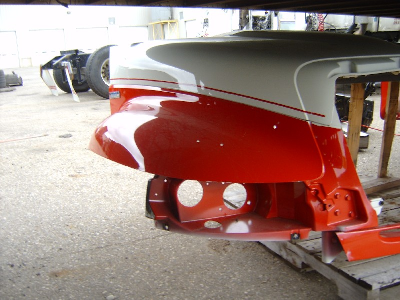 Used Hood for  INTERNATIONAL 4300 for sale-59069568