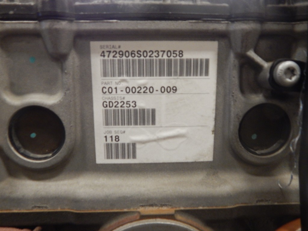 Takeout Engine Assembly for 2015 FREIGHTLINER CASCADIA for sale-59215825