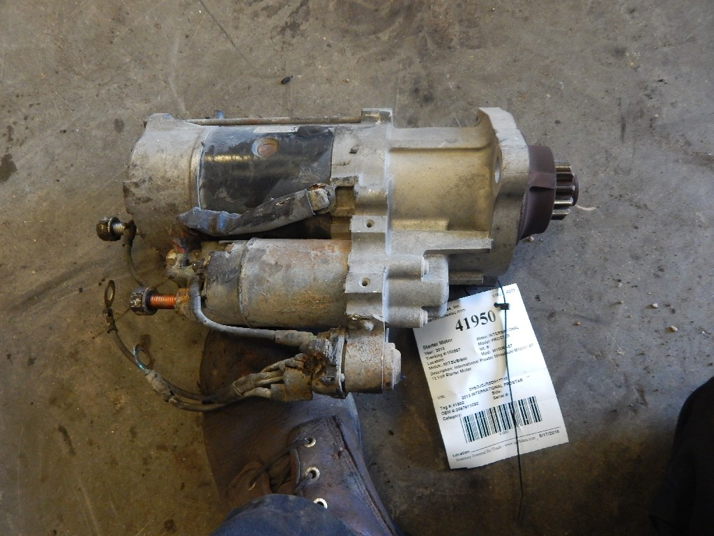 Starter Motor for 2013 INTERNATIONAL PROSTAR for sale-59081956