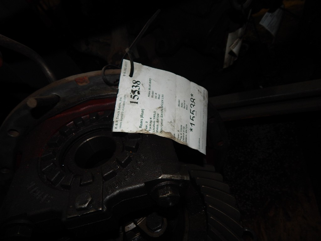 Used Rears (Rear) for  BLUE BIRD for sale-59052006