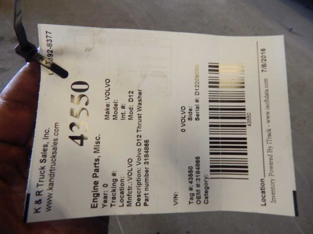 Parts for  VOLVO for sale-59216099