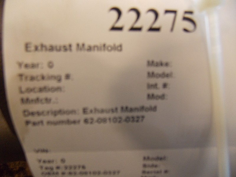 Exhaust Manifold for for sale-59070259