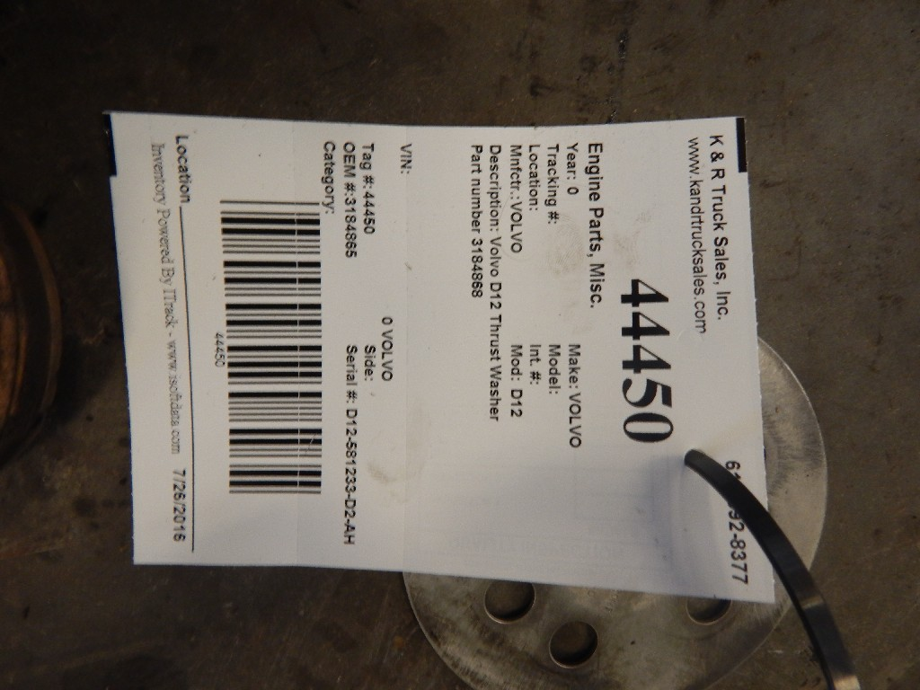 Parts for  VOLVO for sale-59082285