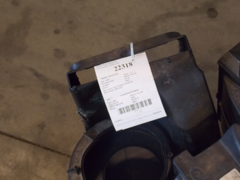 Heater Assembly for 2007 VOLVO VNL200 for sale-59070261