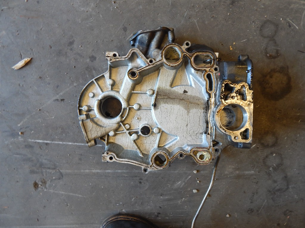 Engine Timing Cover for 1999 INTERNATIONAL 3800 for sale-59216359
