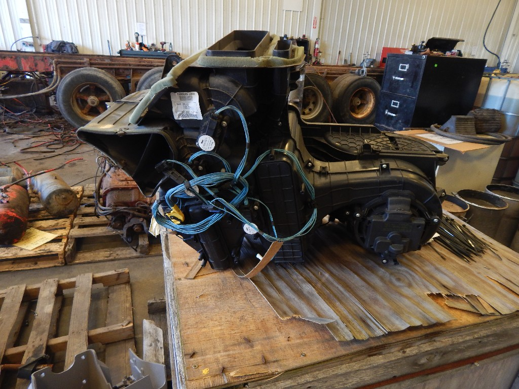 Heater Assembly for  FREIGHTLINER CASCADIA for sale-59216469