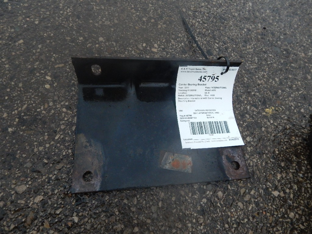 Parts for 2011 INTERNATIONAL 4400 for sale-59216486