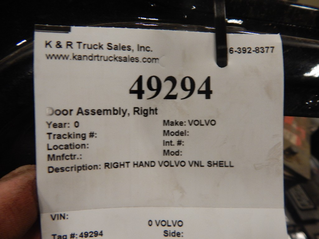 Door Assembly for  VOLVO for sale-59083048