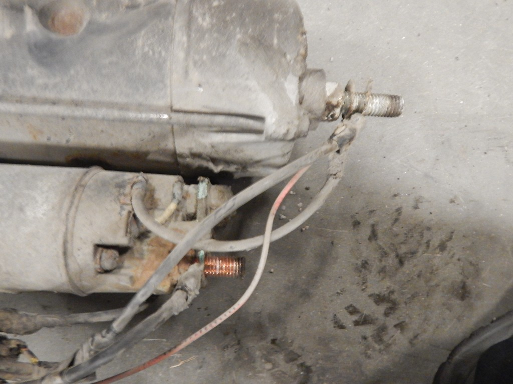 Starter Motor for 2013 INTERNATIONAL PROSTAR for sale-59216748